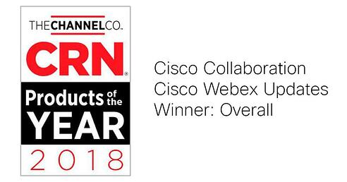 CRN product of the year 2018