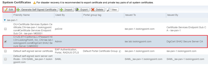 Cisco ISE - EAP Certificate Configuration-1