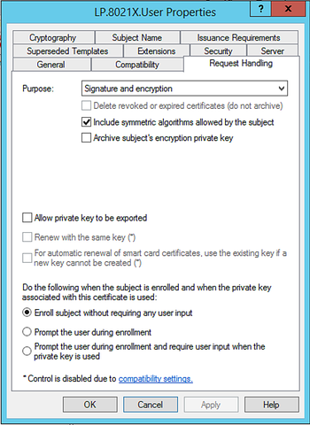 ISE EAP Supplicant Provisioning 2