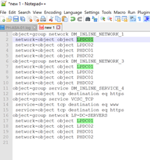 Notepad++ for the Modern Network Engineer