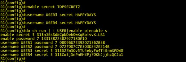 decrypt cisco type 5 password