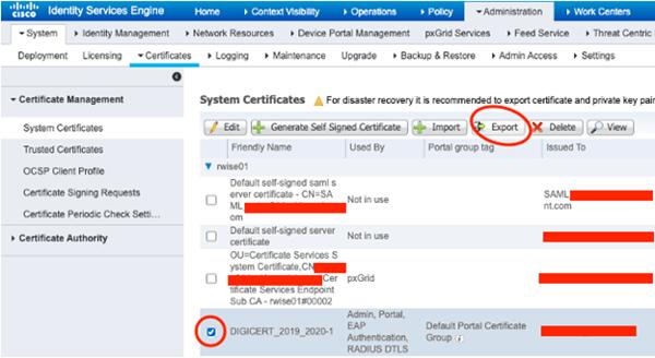 Cisco ISE: 3.0 Major Upgrade