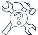 support & maintenance icon