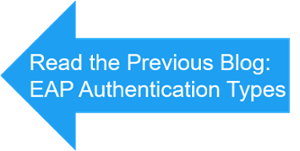 ISE EAP Authentication Types