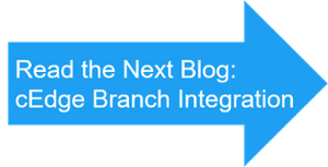 next blog - cedge branch integration design