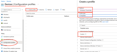 Cisco Identity Services Engine (ISE) Microsoft Intune – 802.1x Supplicant Provisioning