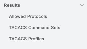 Cisco ISE: 3.0 TACACS Configuration